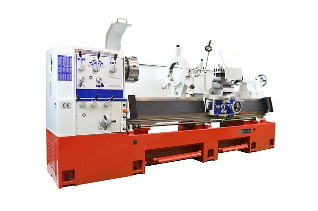 Our new range of conventional lathes