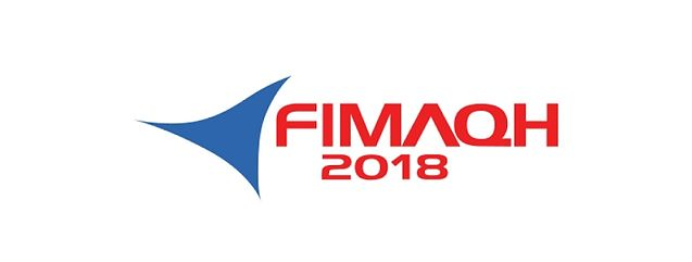 Travis CNC at the FIMAQH 2018