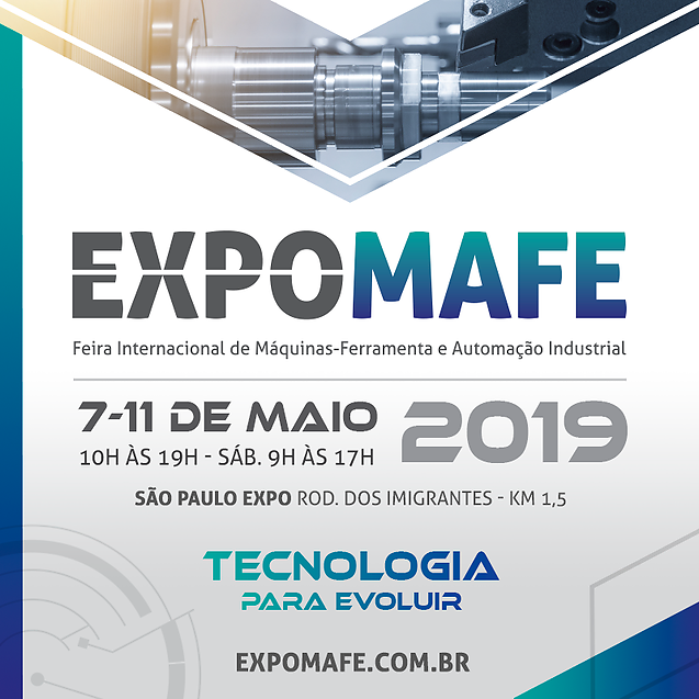 TRAVIS AT THE EXPOMAFE FAIR 2019